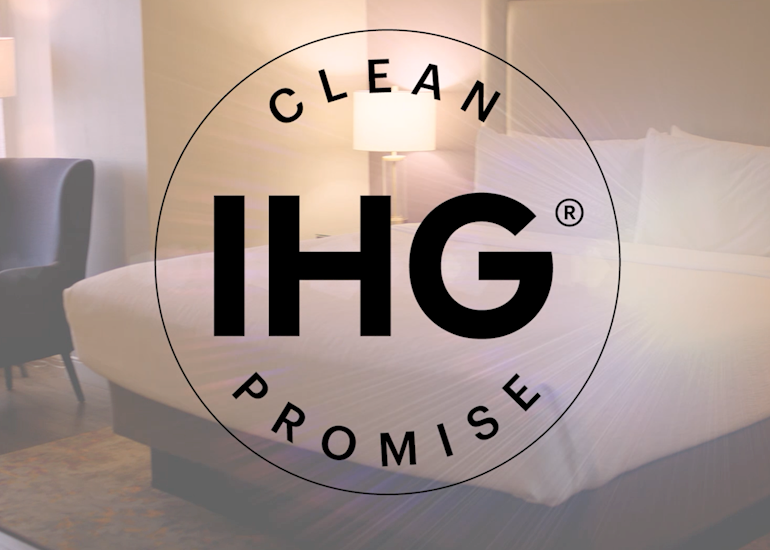 Holiday Inn Cleveland Clinic and IHG's Clean Promise
